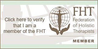 Click to verify membership of Federation of Holistic Therapists logo
