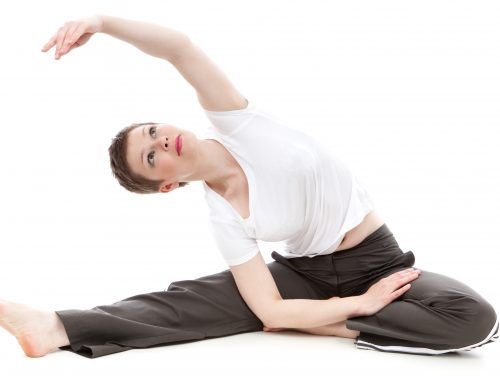 Stress Busting Tip No 7 –  Try doing some Makko Ho meridian stretches
